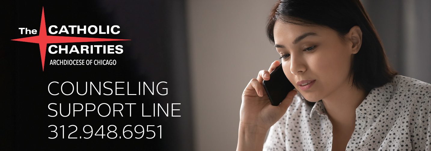 Catholic Charities Counseling Hotline